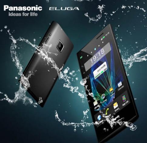 Panasonic tiết lộ về smartphone Eluga cho châu Âu