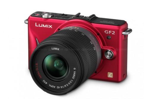 Panasonic trình làng Lumix GF2
