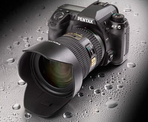 Pentax K-7 có firmware mới