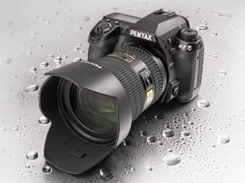 Pentax K-7 quay phim HD ra mắt