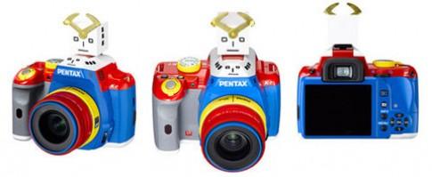 Pentax K-r phiên bản Giáng sinh