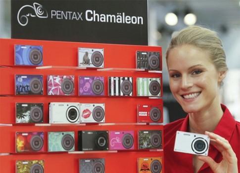 Pentax quản lý toàn bộ mảng máy ảnh của Ricoh
