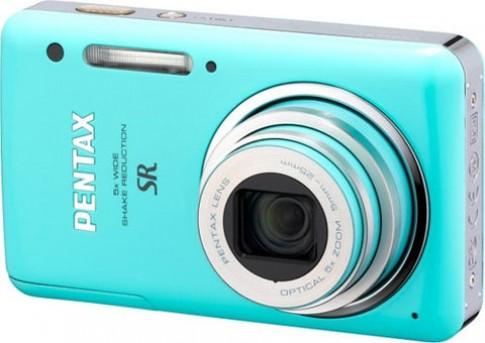 Pentax sẽ ra máy ảnh vỏ nhôm