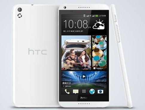 Phablet 5,5 inch dáng mỏng mới của HTC
