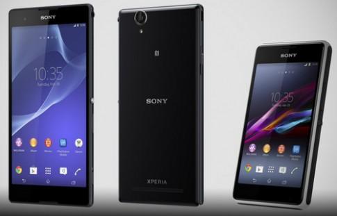 Phablet 6 inch chạy 2 SIM của Sony có giá trên 500 USD