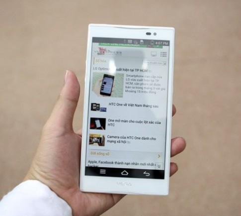 Phablet 6 inch Full HD đầu tiên tại Việt Nam
