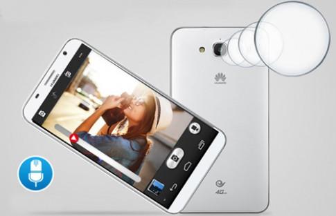 Phablet 6 inch viền siêu mỏng của Huawei