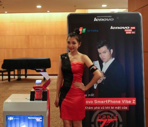 Phablet của Lenovo sẽ có giá khoảng 11,5 triệu đồng