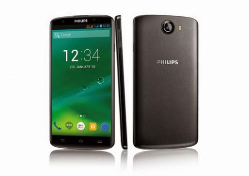 Phablet Full HD dáng mỏng giá mềm của Philips