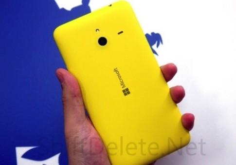 Phablet giá rẻ Lumia 1330 có thể ra mắt hôm nay