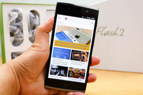 Phablet mới từ Alcatel giá chỉ 3 triệu đồng
