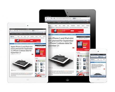 'Phác hoạ' iPad mini qua các tin đồn