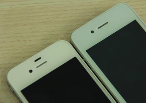 Phân biệt iPhone 4 nhái