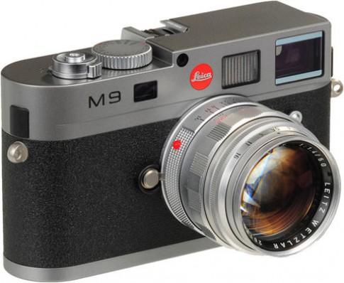 Phản hồi của Leica về lỗi pin trên M9