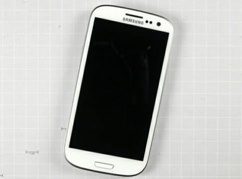 'Phẫu thuật' Samsung Galaxy S III