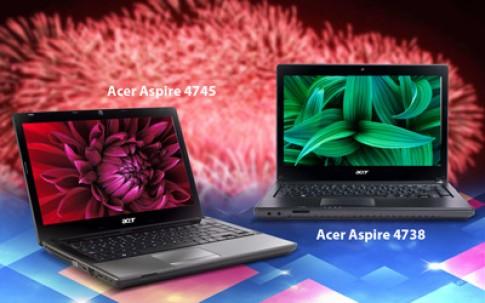Phiên bản Aspire chip Core i5 giá chỉ bằng Core i3