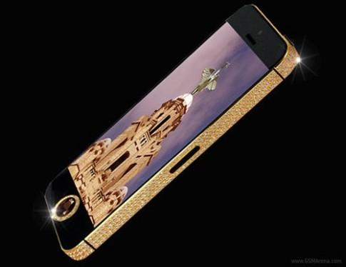 Phiên bản iPhone 5 đắt nhất thế giới trị giá hơn 300 tỷ đồng