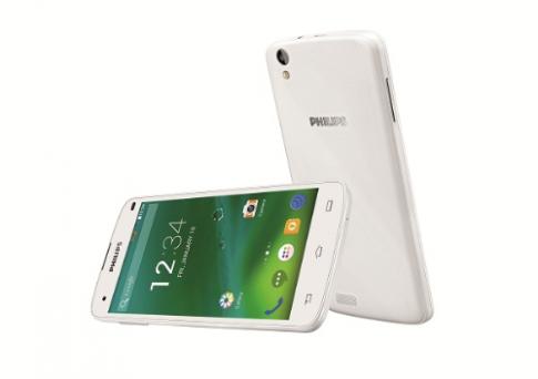 Philips trở lại thị trường Việt với mẫu smartphone mới