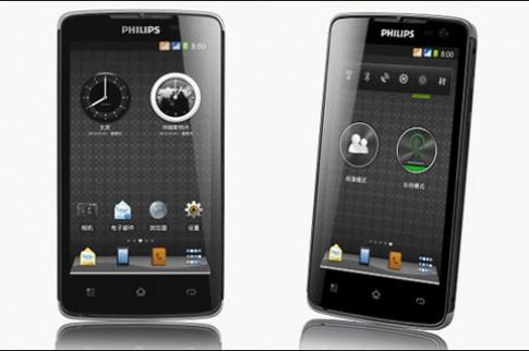 Philips W732 lướt web hơn 10 giờ liên tục