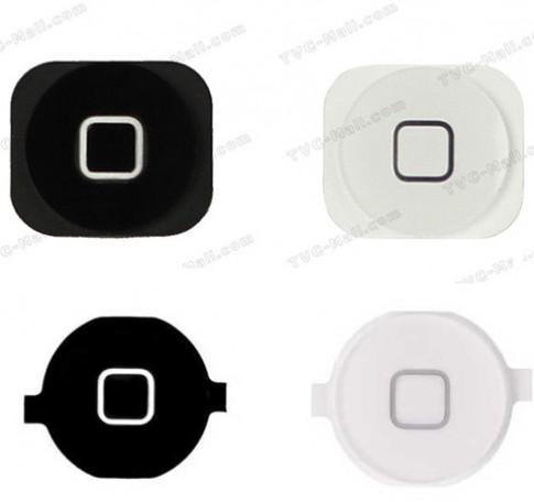 Phím Home ở iPhone 5 hình vuông