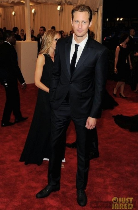 Phong cách quý ông trên thảm đỏ Met Ball 2013