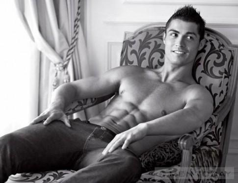 Phong cách thời trang của Cristiano Ronaldo