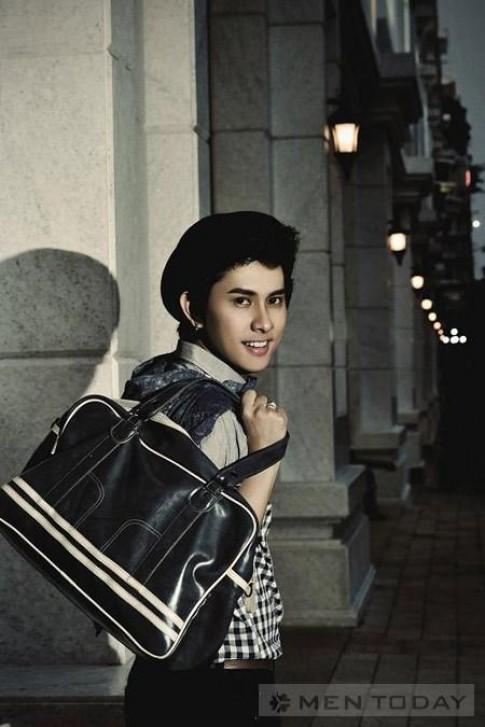 Phong cách trẻ trung và năng động cho teen boy dạo phố