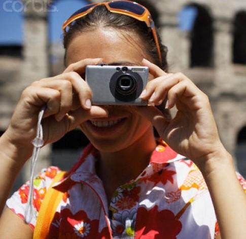 Phụ nữ có con thích chụp ảnh hơn