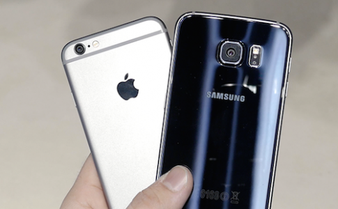 Pin Galaxy S6 tốt hơn iPhone 6