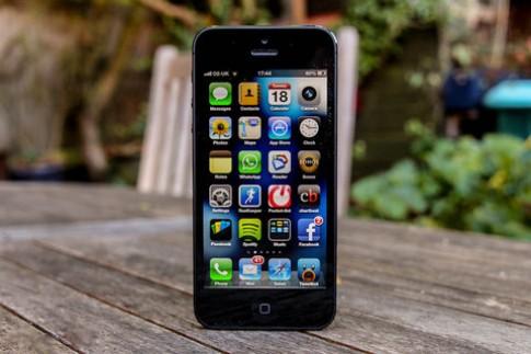 Pin iPhone 5 có thể hoạt động hơn 2 ngày