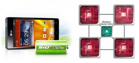 Pin Optimus 4X HD không thuyết phục