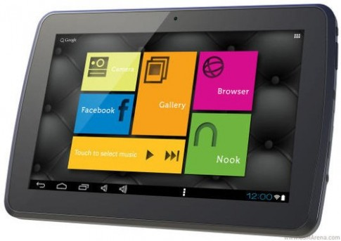 Polaroid giới thiệu hai máy tính bảng Android giá rẻ