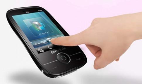 Q-mobile P4i màn hình cảm ứng 2,8 inch