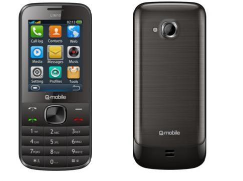 Q-mobile ra mắt LIM 10 siêu mỏng