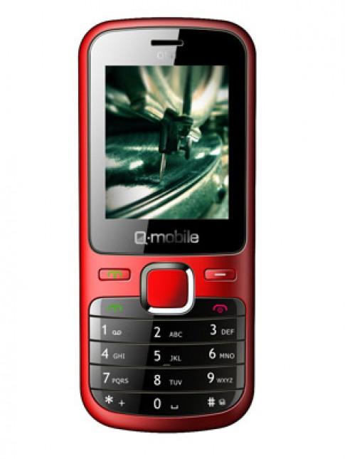 Q-mobile thêm điện thoại mới giá dưới 700.000 đồng