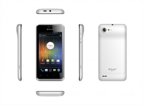 Q-Smart Mach - smartphone 'chiến' cho game thủ