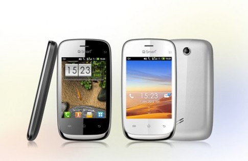 Q-Smart S1 - smartphone nhỏ gọn củaQ-mobile