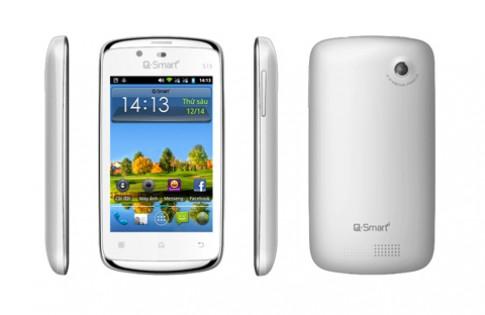 Q-Smart S13 - smartphone thời trang giá rẻ