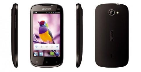 Q-Smart S20 - smartphone tầm trung giá tốt