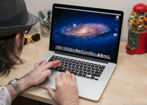 Quạt tản nhiệt MacBook Pro Retina 15 inch có hiện tượng lạ