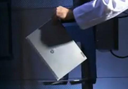 Quy trình 'đập phá' laptop để thử độ bền của HP
