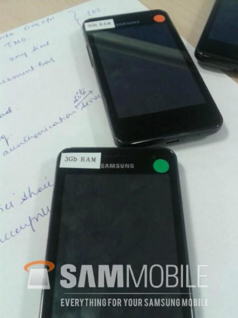 RAM trên smartphone sắp lên mức 3 GB