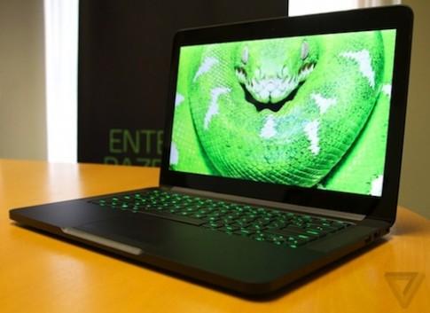 Razer Blade – laptop màn hình 14 inch nét nhất thế giới