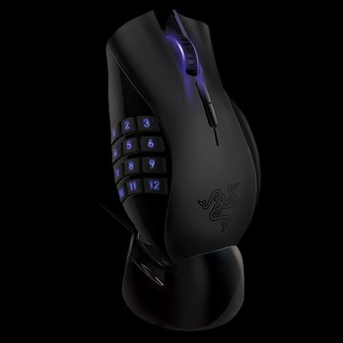 Razer ra mắt chuột không dây Naga Epic MMO