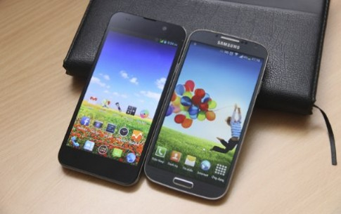 Revo LEAD 'do dang' cung Galaxy S4
