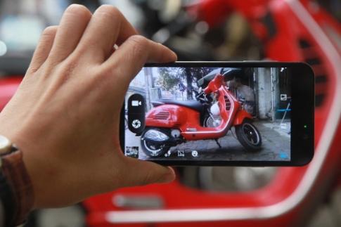 Revo LEAD8 thể hiện khả năng chụp ảnh