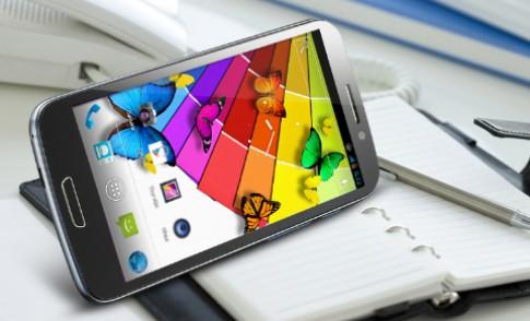 Revo Max - smartphone chơi game 'đỉnh' phân khúc 3-5 triệu
