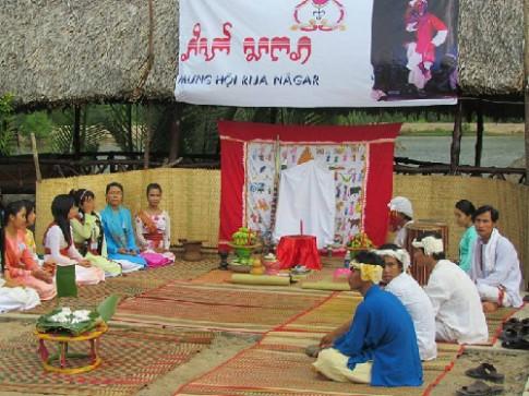 Rija Nagar, lễ hội đầu năm của người Chăm