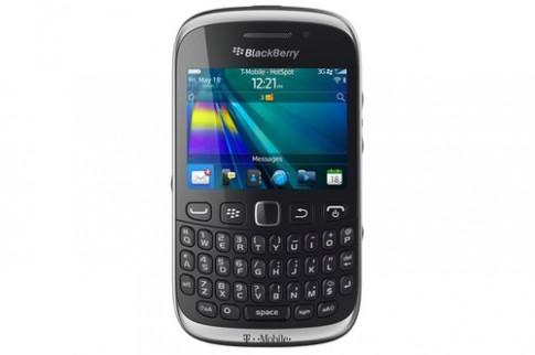 RIM sẽ ra BlackBerry Curve mới vào 23/1