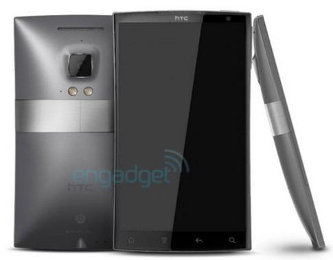 Rò rỉ thông tin smartphone chip 2,5GHz của HTC